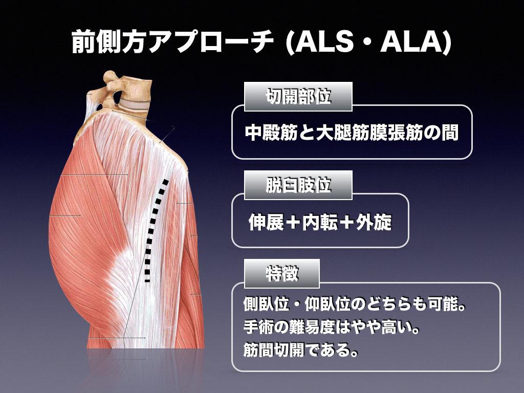 ALA・ALS