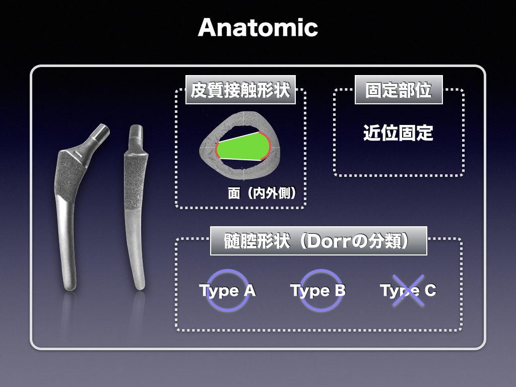 Cementless Stem(Anatomic)