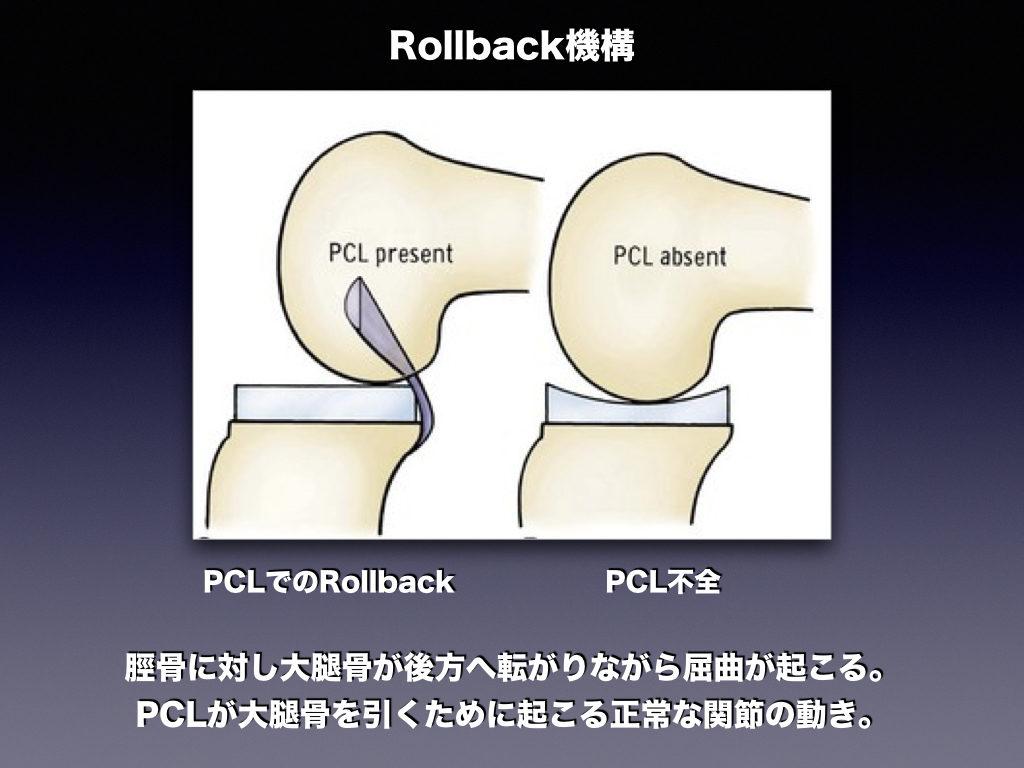 PCLによるRollback