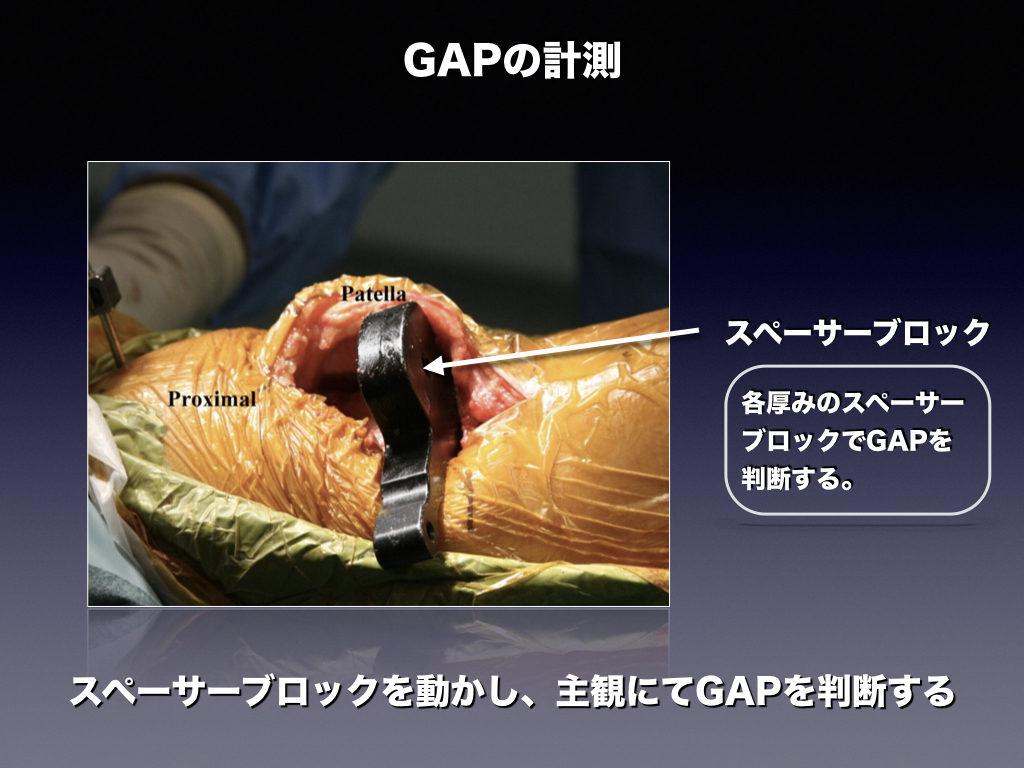 GAPの計測